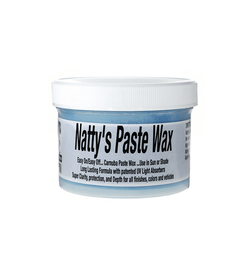 Poorboy's Natty's Paste Wax Blue 227ml