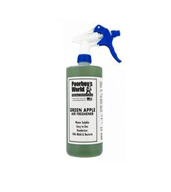 Poorboy's Air Freshener Green Apple 473ml(at.) - zapach