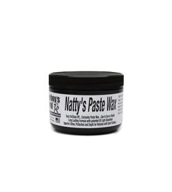 Poorboy's Natty's Paste Wax Black 235ml - wosk carnauba, do ciemnych i czarnych lakierów