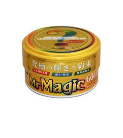 Prostaff Car Wax Mr. Magic Gold 100g - wosk