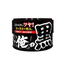 Prostaff High Gloss Car Wax For Black Ore No Kuro 180g - wosk do ciemnych lakierów