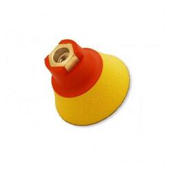 Flexipads 75mm Talerz mocujący Ultra Soft  M14 żółty