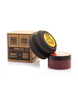 Good Stuff Wheel Wax 100ml wosk do kół