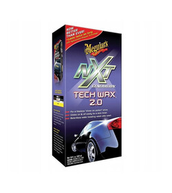 Meguiar's NXT tech wax 2.0 liquid - kit