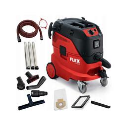 Flex Tools S 44 L AC odkurzacz z czyszczeniem filtra 444.146