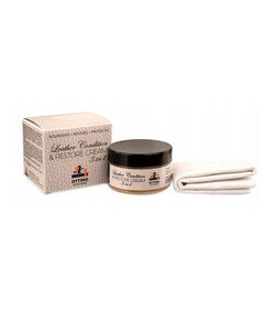 Ottimo Leather Condition & Restore Cream 3 in 1 - środek do pielegnacji i ochrony powierzchni skórzanych