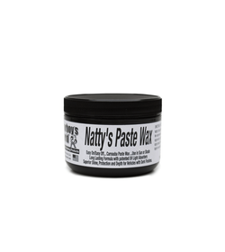 Poorboy's Natty's Paste Wax Black 235ml