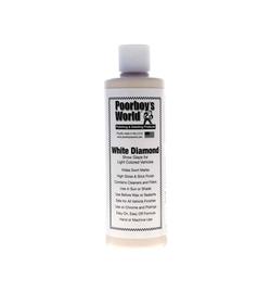 Poorboy's White Diamond Show Glaze 473ml - środek do delikatnego czyszczenia lakierowanych powierzchni