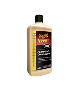 Meguiar's Foam Cut Compound 101 946ml - pasta polerska mocno ścierna