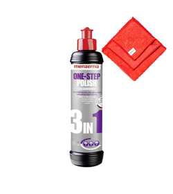 Menzerna One Step Polish 3in1 250ml zestaw