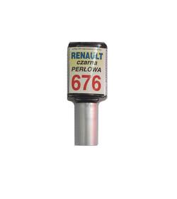 Zaprawka 676 Czarna Perłowa Renault 10ml