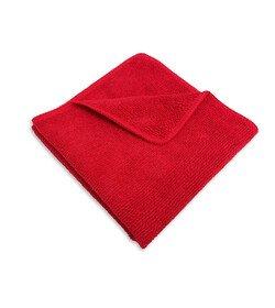 Mikrofibra Professional 40x40cm czerwona 320gsm