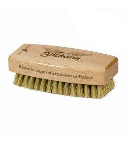 Gliptone Leather Brush - szczoteczka do skóry