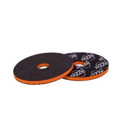 ZviZZer Interface Orange Medium Pad for Microfiber and Felt 130/10/130, przekładka dystansowa średnio twarda
