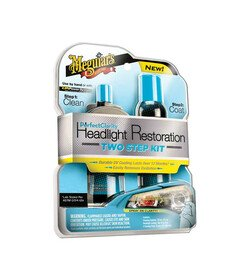 Meguiar's PerfectClarity 2-step Headlight Kit NEW