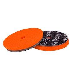 ZviZZer All-Rounder Orange Pad Medium Cut 160/20/150, pad do maszyn DA i rotacyjnych
