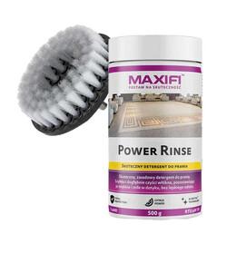 Maxifi Power Rinse 500g + szczotka na wiertarkę