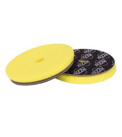 ZviZZer All-Rounder Yellow Pad Fine Cut 160/20/150, pad do maszyn DA i rotacyjnych