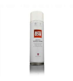 Autoglym Instant Show Shine Spray - środek do zabezpieczania i nabłyszczania lakieru