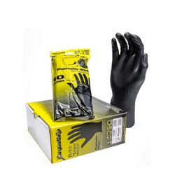 Rękawiczki Black Mamba Torque Grip L 10szt.