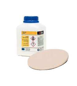 Tlenek ceru 100g + ZviZZer Felt Pad for Glass 80/3/80
