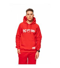 Soft99 Bluza Czerwona L