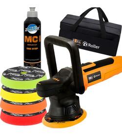 ADBL Roller DA09125-01+ B + torba + Zestaw padów ZviZZer + pasta