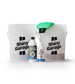 Shiny Garage Spring Bucket Set limitowany zestaw promocyjny