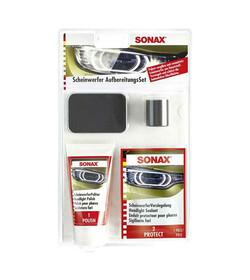 Sonax zestaw do polerowania reflektorów