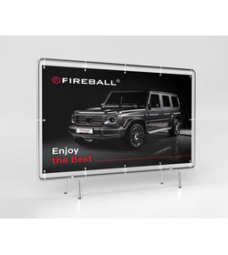FIREBALL banner - Enjoy The Best