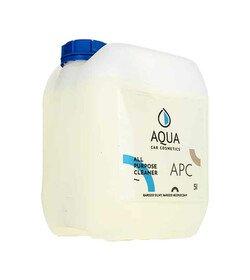 AQUA APC SOUR 5L - kwasowy uniwersalny środek czyszczący
