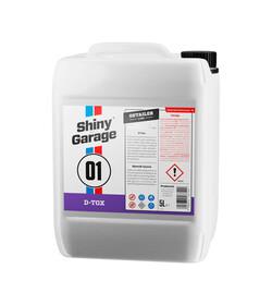 Shiny Garage D-Tox 5L - środek do usuwania zanieczyszczeń metalicznych