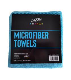 ZviZZer Microfiber Cloth Blue 10 pieces