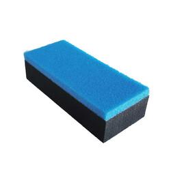 ZviZZer Applicator block 10 x 3 x 2 cm - aplikator do nakładania powłok i wosków