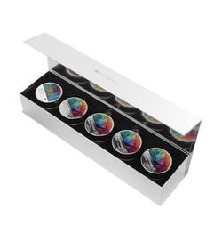FIREBALL WAX SE SET 5 x 50ml – edycja limitowana wosków premium