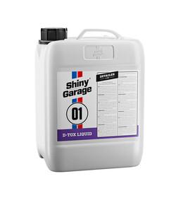 Shiny Garage D-Tox Liquid 5L środek do usuwania zanieczyszczeń metalicznych