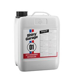 Shiny Garage Icy Ceramic Detailer 5L - quick detailer, zabezpieczanie lakieru