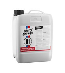 Shiny Garage Interior Plastic Protectant Matt 5L - dressing do plastików wewnętrznych