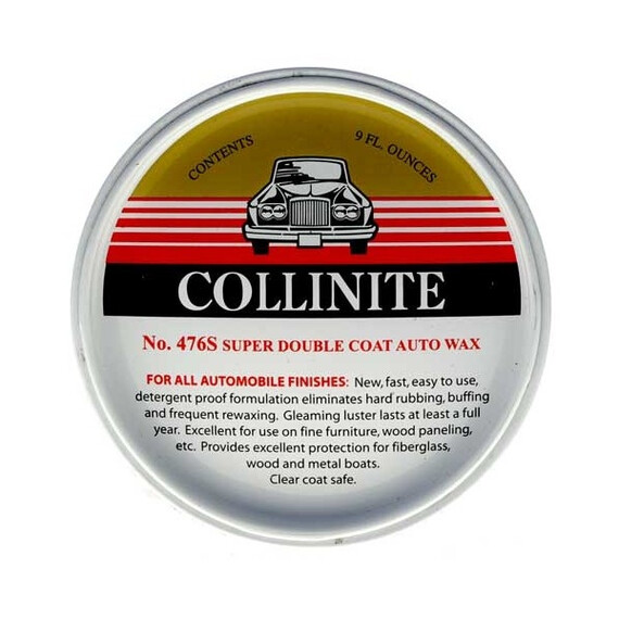 Collinite #476S trwały wosk 266ml + aplikator meguiar's gratis