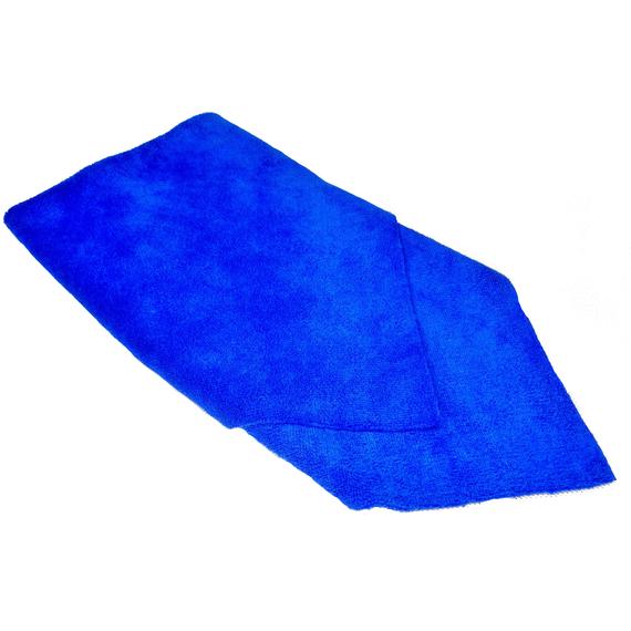 Mikrofibra Velvet niebieska 500gsm 40x40cm