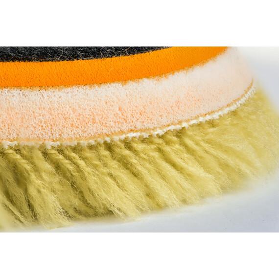 Honey Combination Ultra Cut Wool Pad