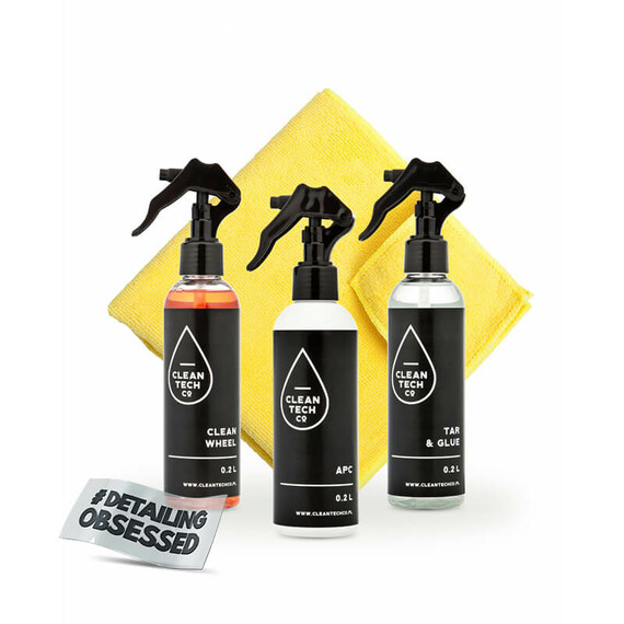 Cleantech Zestaw Sample Pack 1