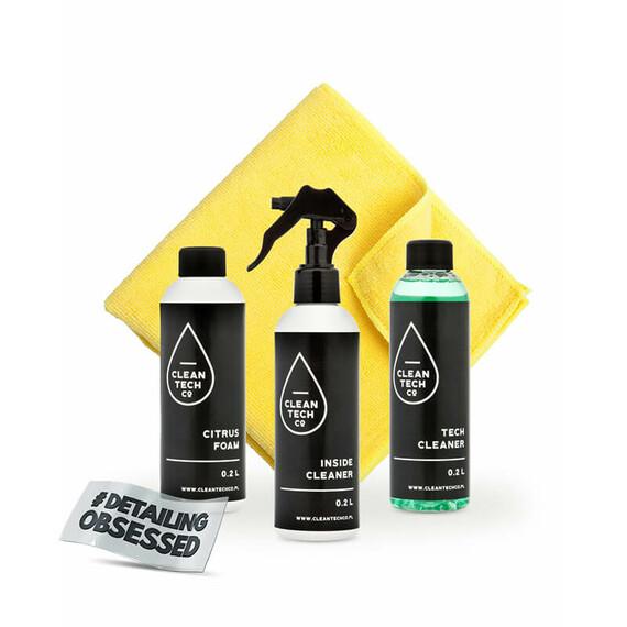 Cleantech Zestaw Sample Pack 2