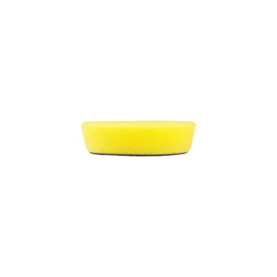 ZviZZer Trapez Yellow Pad Fine Cut Ø95/25/80mm, żółta  gąbka polerska wykańczająca