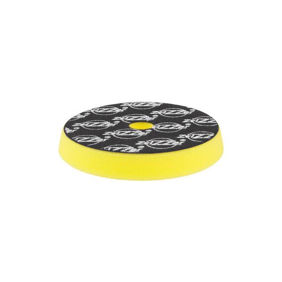 ZviZZer Trapez Yellow Pad Fine Cut Ø165/25/150mm, żółta gąbka polerska wykańczająca