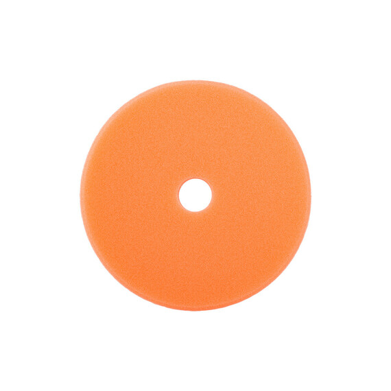 ZviZZer Trapez Orange Pad Medium Cut Ø165/25/150mm, pomarańczowa gąbka polerska one step
