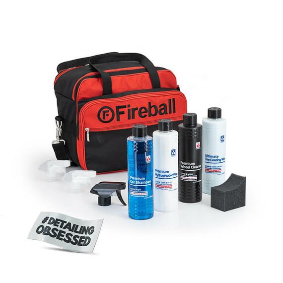 Fireball & Binder Zestaw BASIC
