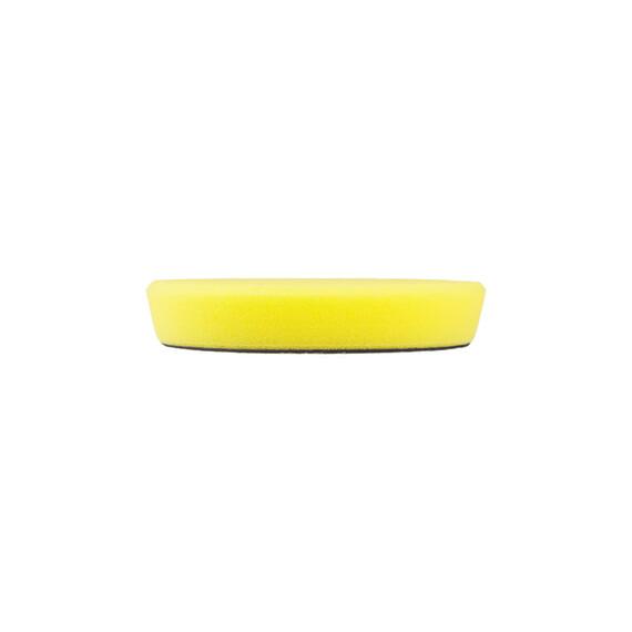 ZviZZer Trapez Yellow Pad Fine Cut Ø145/25/125mm, żółta gąbka polerska wykańczająca