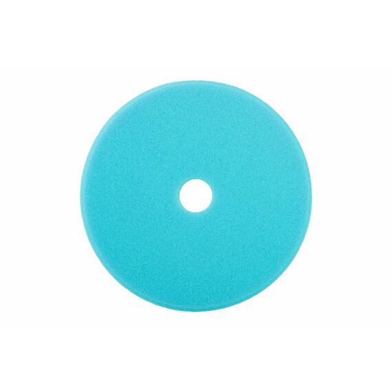 ZviZZer Trapez Blue Pad Pre-Cut Ø165/25/150mm, niebieska gąbka polerska mocno tnąca