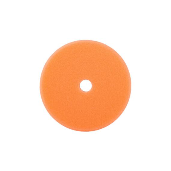 ZviZZer Trapez Orange Pad Medium Cut Ø145/25/125mm, pomarańczowa gąbka polerska one step